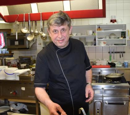 Dušan - Küchenchef